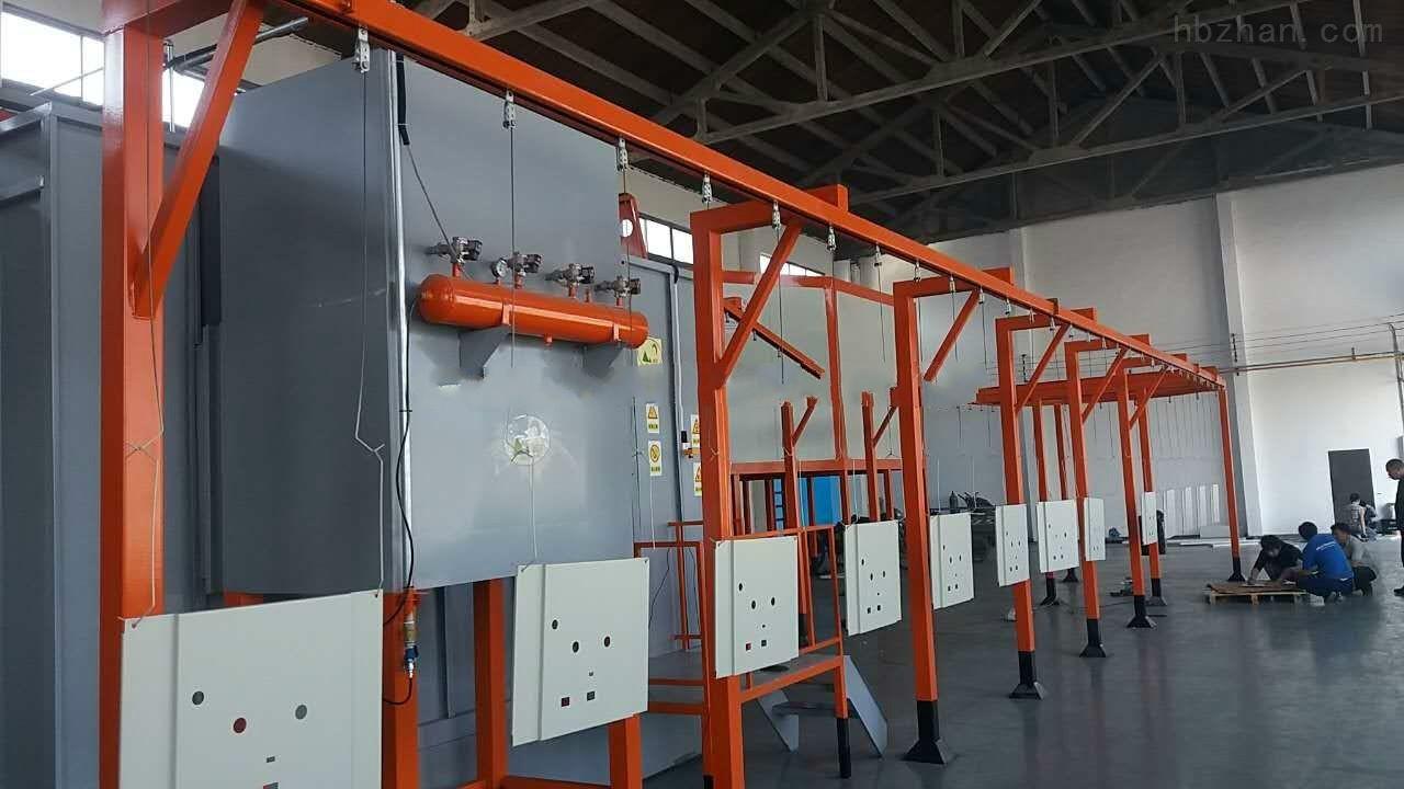 浙江涂装设备自动生产线常见故障以及解决方法