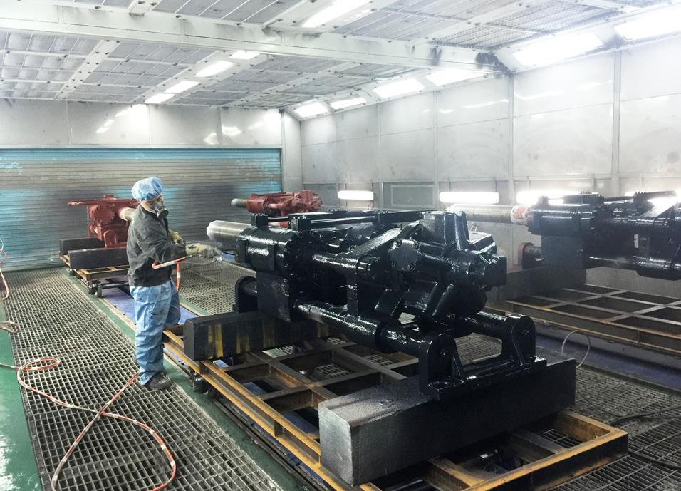 浙江机械喷漆设备