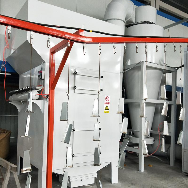 粉尘回收系统